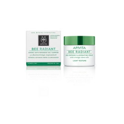 Apivita Bee Radiant Crema Facial Ligera 50ML