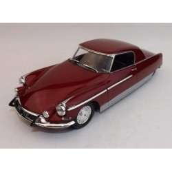 CITROEN DS CHAPRON LE DANDY ROUGE RED