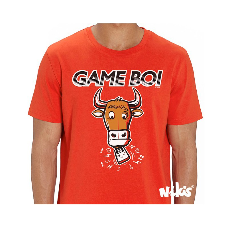 Camiseta unisex 'Game Boi'