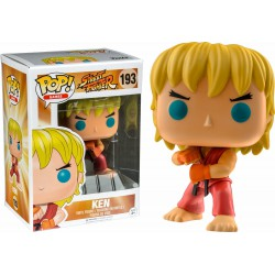 Funko POP! Ken Street Fighter