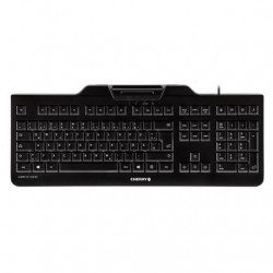 Cherry KC 1000 SC Teclado + Lector Chip Integrado DNIe