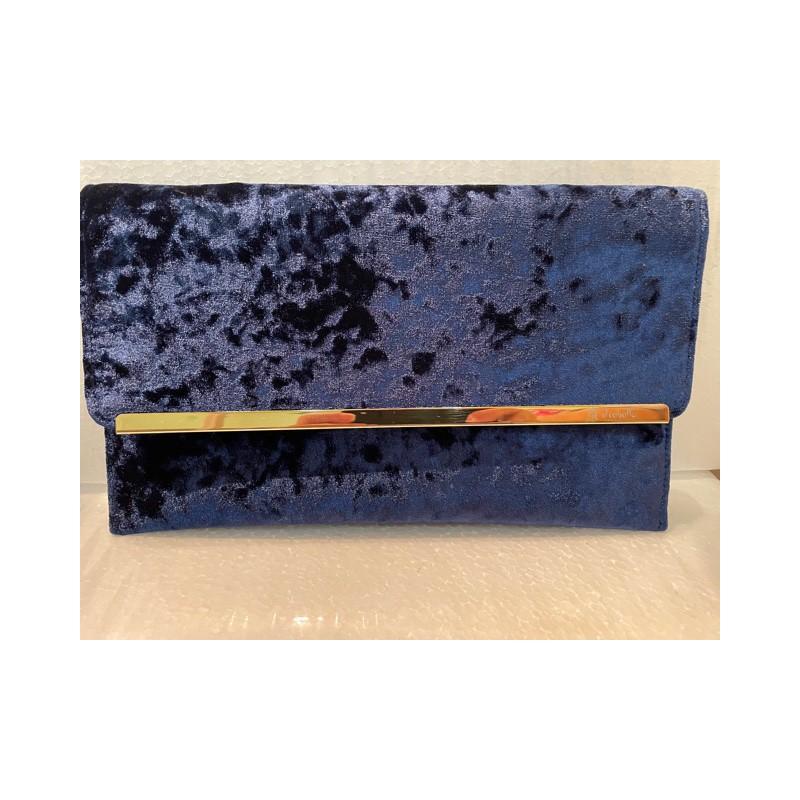 Bolso Azul del Caballo