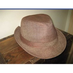 Sombrero Bogart Marron