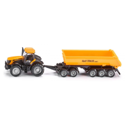 JCB Tractor con Dolly