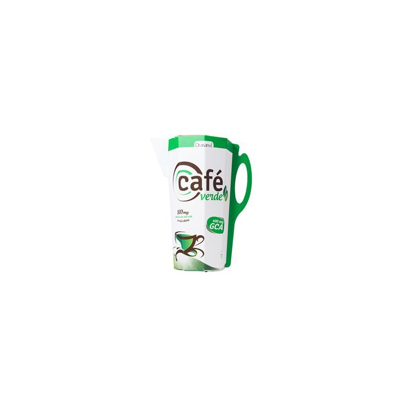CAFE VERDE 500ML. DRASANVI