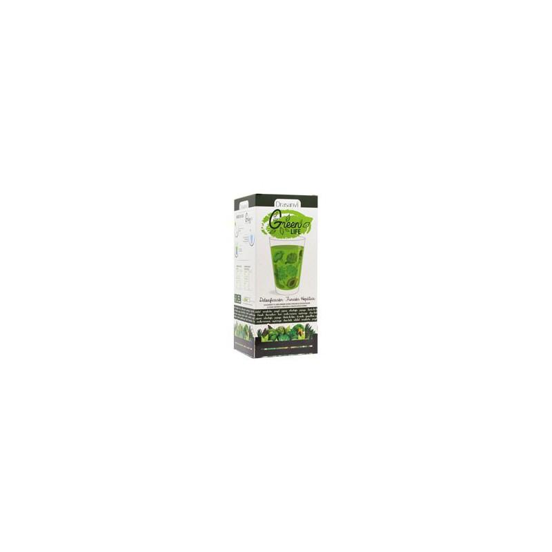 GREEN LIFE 500ML DRASANVI