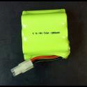 Batería NiMh 8.4V 7xAA 1300mAh
