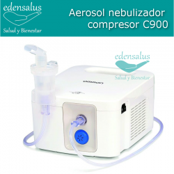 Nebulizador compresor profesional OMRON C900